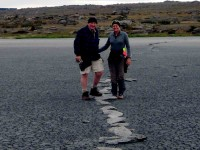 Lake Walkers. Sutton Salt Lake. Graham, Leonie.