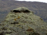 Monster Owl Rock. (Elaine pic)