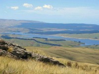 Mahinerangi view