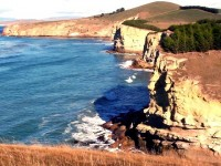 Bobbys Head coastal cliffs