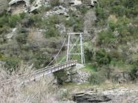 Bridge, Horseshoe Bend. (Bill pic).