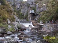 Deep Creek Weir