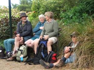 Botanic Gardens - Bob Joyce Pat Elaine