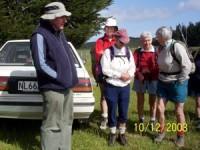 Talk. Graham, Dorothy, Ria, Bev H, Joyce