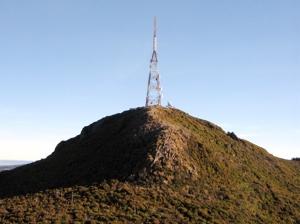 Mt Cargill from Buttars Peak
