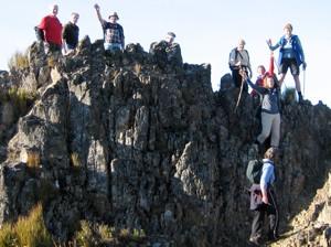Buttars Peak summit