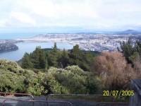 Dunedin from Centennial Memorial