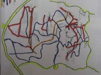 Jack Roy's Map of Flagstaff Forest roads/tracks