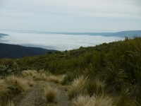 3 Fog over Mosgiel from Swampy (Ken pic and caption)