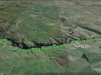 GPS of Deepstream pipeline - North. Courtesy Ken.