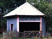Octagonal Hut
