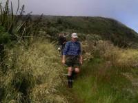 Across to Green Hut? (Helen pic)