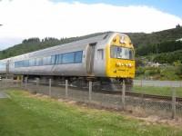 Shabby railcar (John pic)