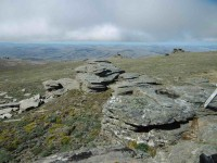 5 View from Summit Trig (Ken pic and caption)