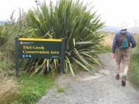 Titri Creek Sign (John pic)