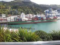 China Shipping Line. (John pic)
