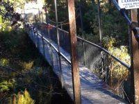 Swing Bridge. (Sharyn pic.)