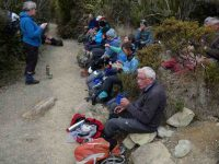 G.9th -- Lunch at intersection of Buttars Peak @ Organ Pipesc